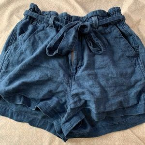 Universal Threat Chambray Shorts
